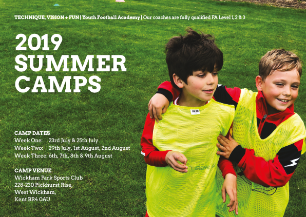 Tecnica Summer Day Camps
